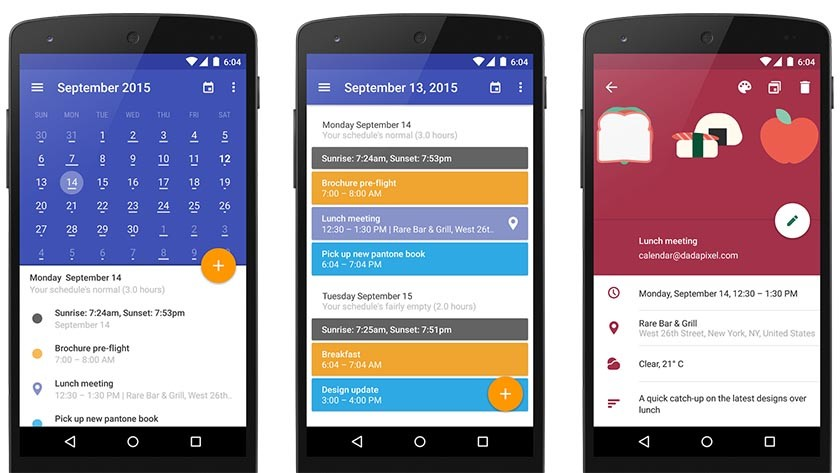 28 Creative Calendar Design Ideas Instantshift 10 Best Calendar Apps For Android Android Authority