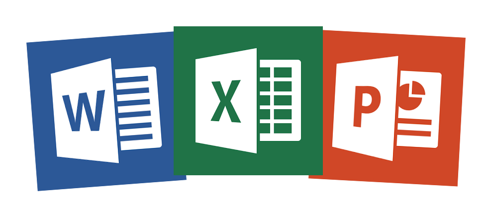 word excel power point cv