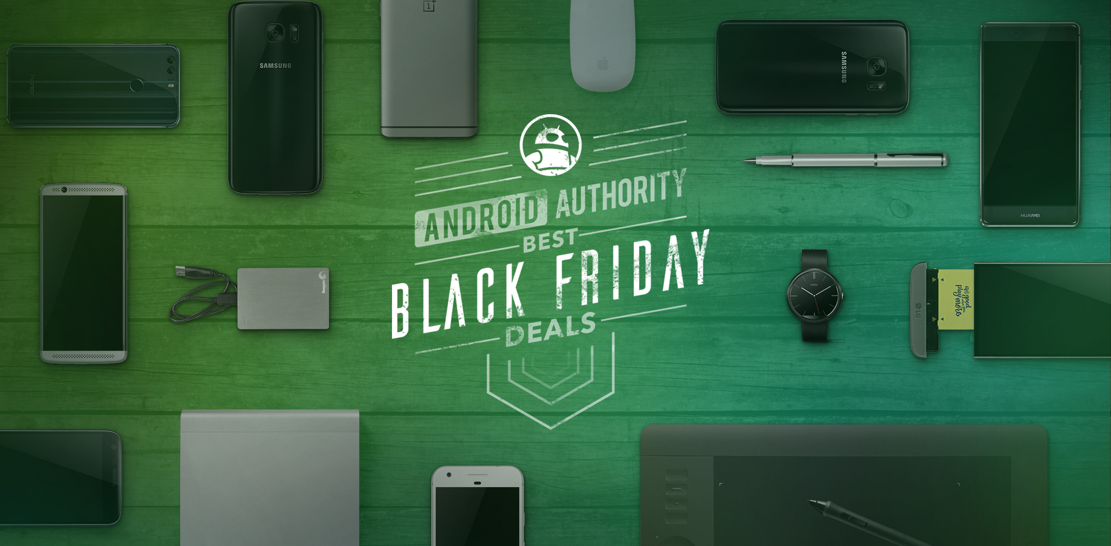 Black Friday Top Deals Our Top 15 Black Friday Tech Deals Android Authority