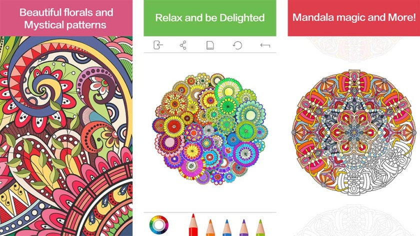10 best adult coloring book apps for Android - Android Authority