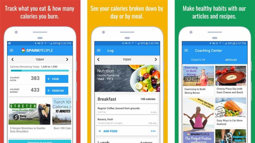 10 best Android diet apps and Android nutrition apps