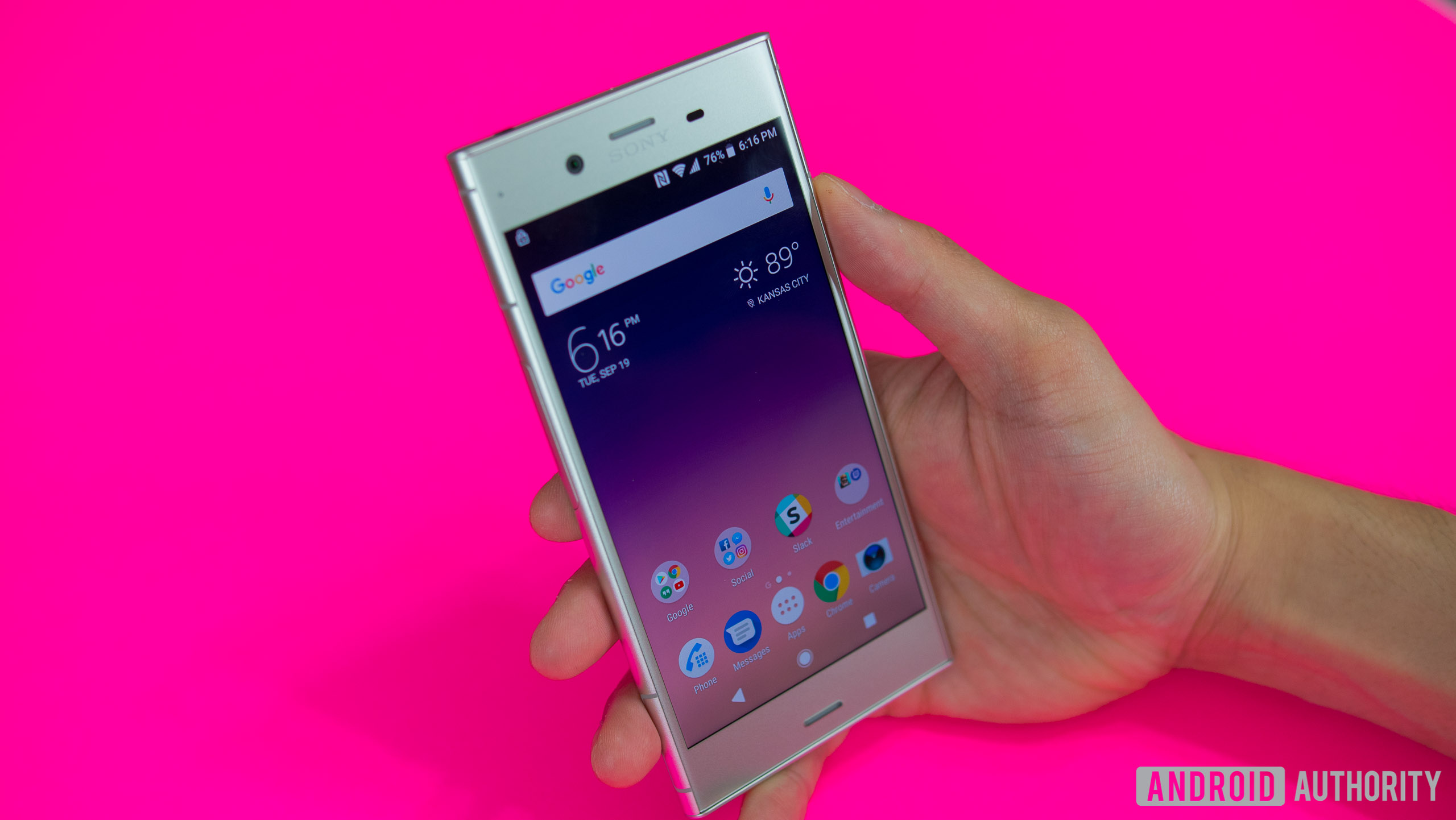 Sony Xz1 Compact System Update Sony S High End Xperia Phones Will Get Software Upgrades Two