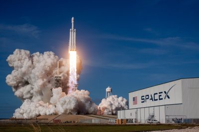 SpaceX fans, here are 30 hi-res wallpapers for your phone or PC - Android Authority