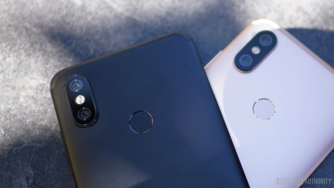 Launch Möbel Xiaomi Mi A2 And Mi A2 Lite Revealed With Android One Nifty Cameras