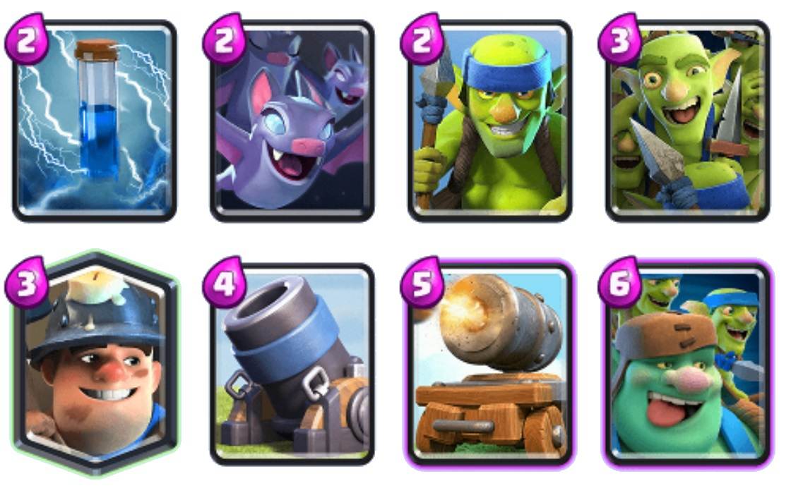 Hog Rider 360 Five Of The Best Clash Royale Decks Straight From The Pros