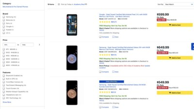 Deal: Best Buy refurbished smartphones on sale - Android Authority