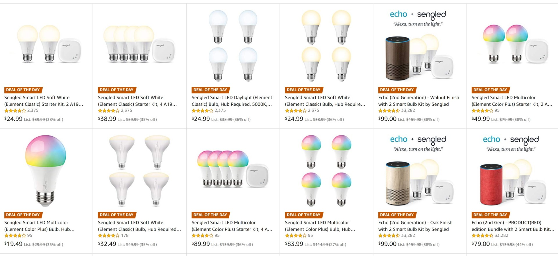 Amazon Smart Home Deal Big Savings On Amazon 39s Cyber Monday Smart Home Products