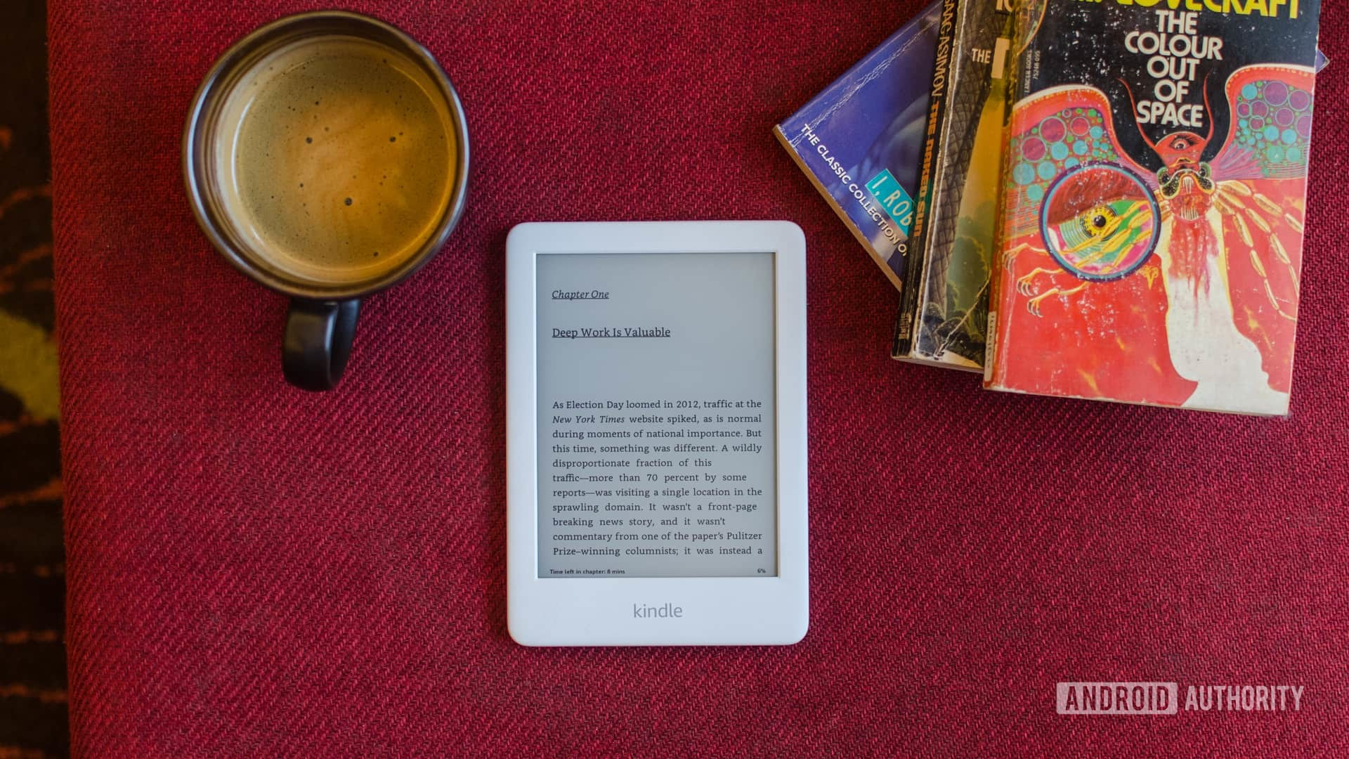 Amazon Kindle Amazon Kindle 2019 Review The Best Kindle For Most