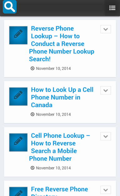 Reverse Phone Lookup | Download APK for Android - Aptoide