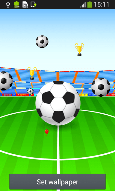 Football Live Wallpapers | Download APK for Android - Aptoide