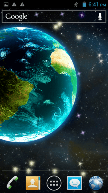 3D Earth Live Wallpaper | Download APK for Android - Aptoide