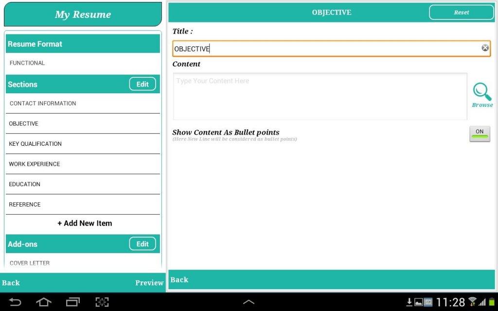 Download Resume Builder App Free Resume Maker Download Sample Top