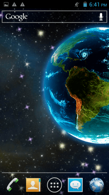 3D Earth Live Wallpaper | Download APK for Android - Aptoide