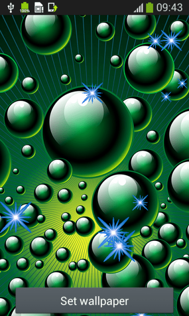 Bubbles Live Wallpapers | Download APK for Android - Aptoide