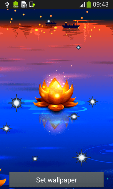 Glowing Flower Live Wallpapers   Download APK for Android - Aptoide