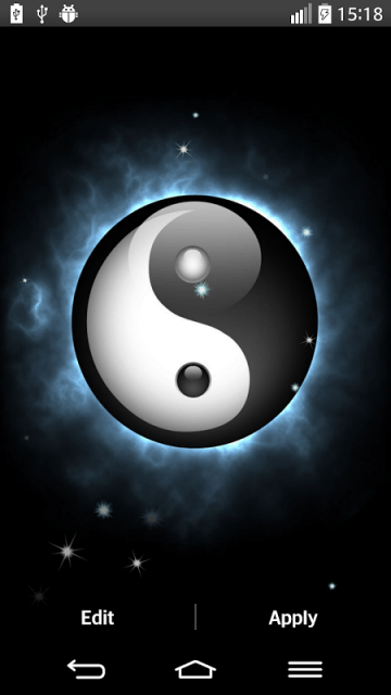 Yin Yang Live Wallpaper | Download APK for Android - Aptoide