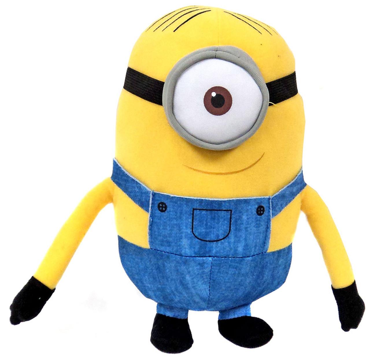 Despicable Me Minions Movie Minion Stuart 10 Plush Figure