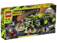 LEGO Power Miners Cave Crusher Exclusive Set 8708 - ToyWiz