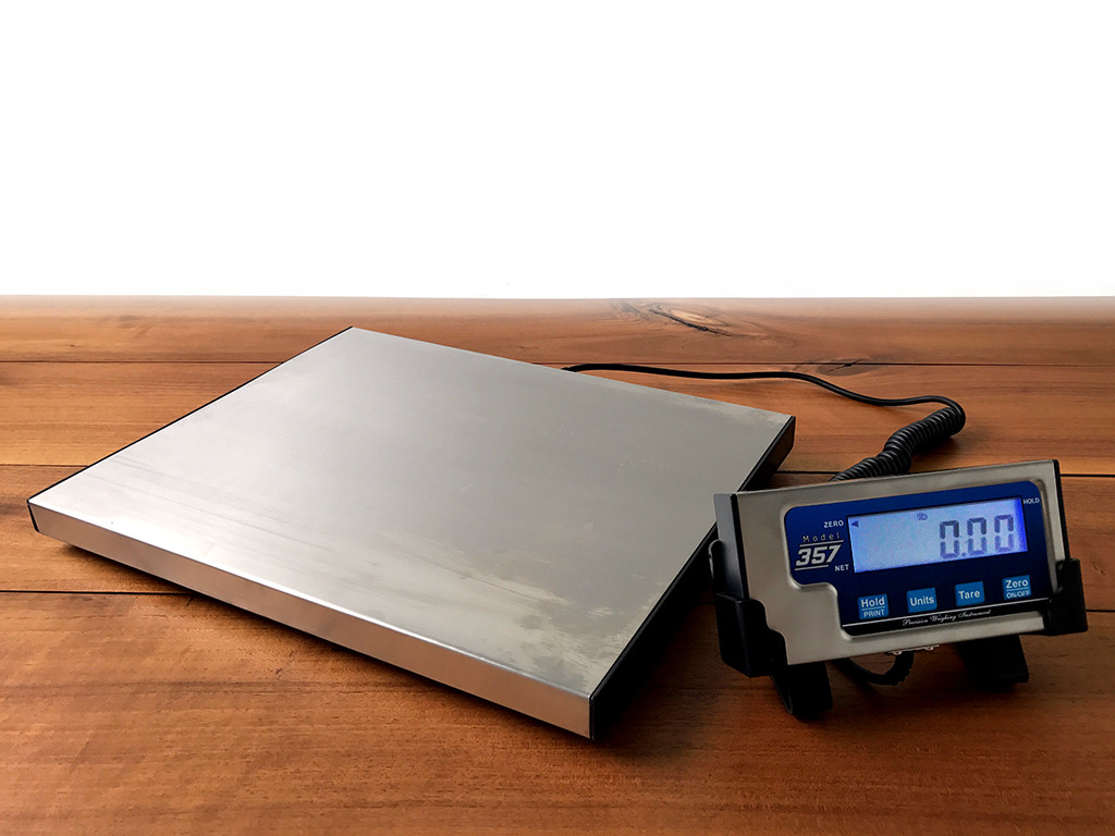 Weight Scales Big W Model 357 Base System Tournament Fishing Weight In Scale