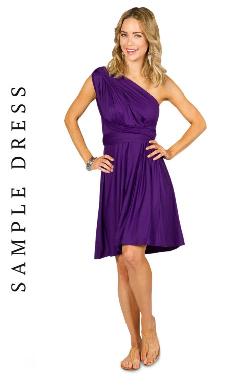 Medium Of Convertible Bridesmaid Dress