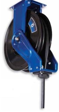 "Graco HSM65B Oil Hose Reel: 1/2"" x 50' | Mile - X Equipment"