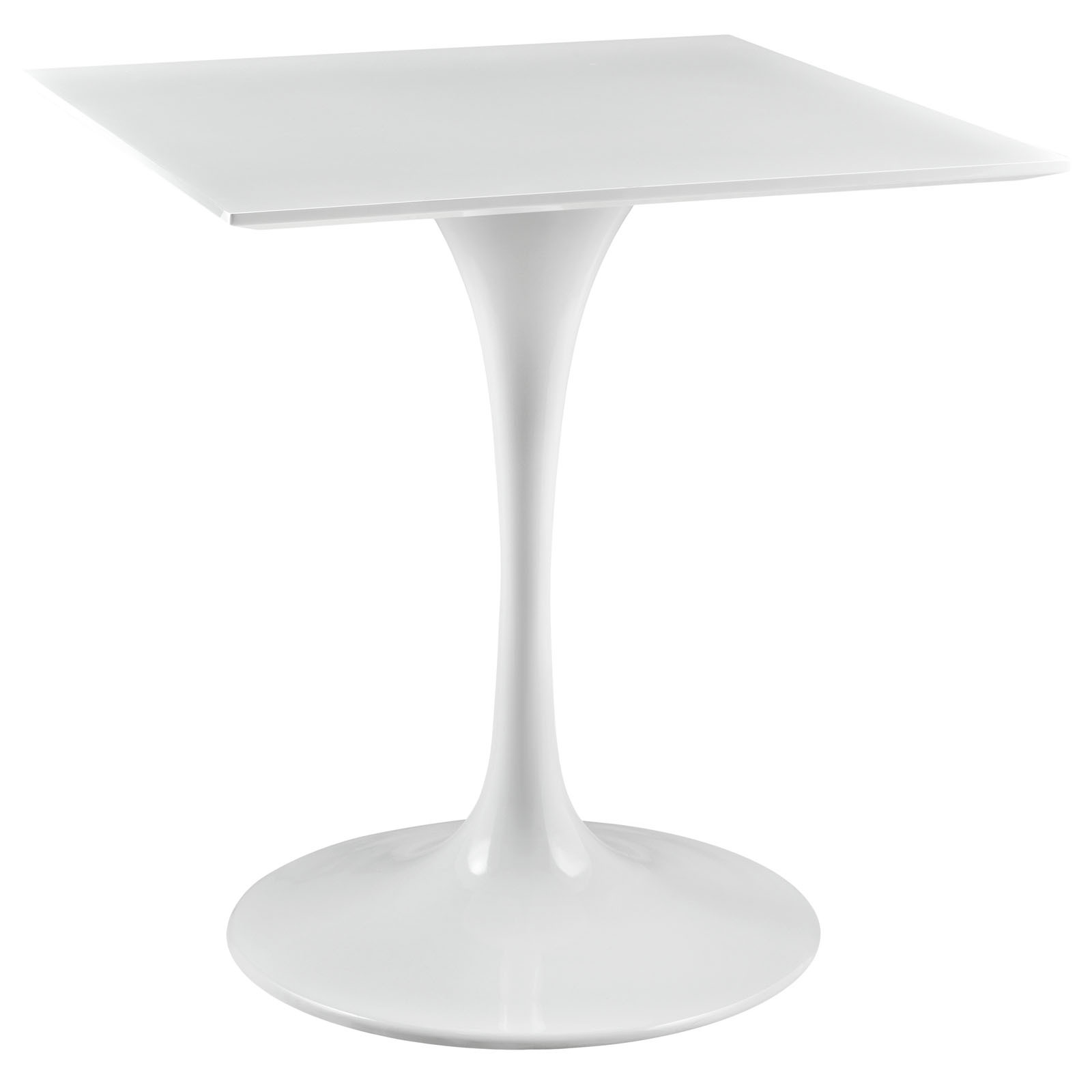 36 Tulip Table Saarinen Style Square Top Dining Table Comes In 24inch