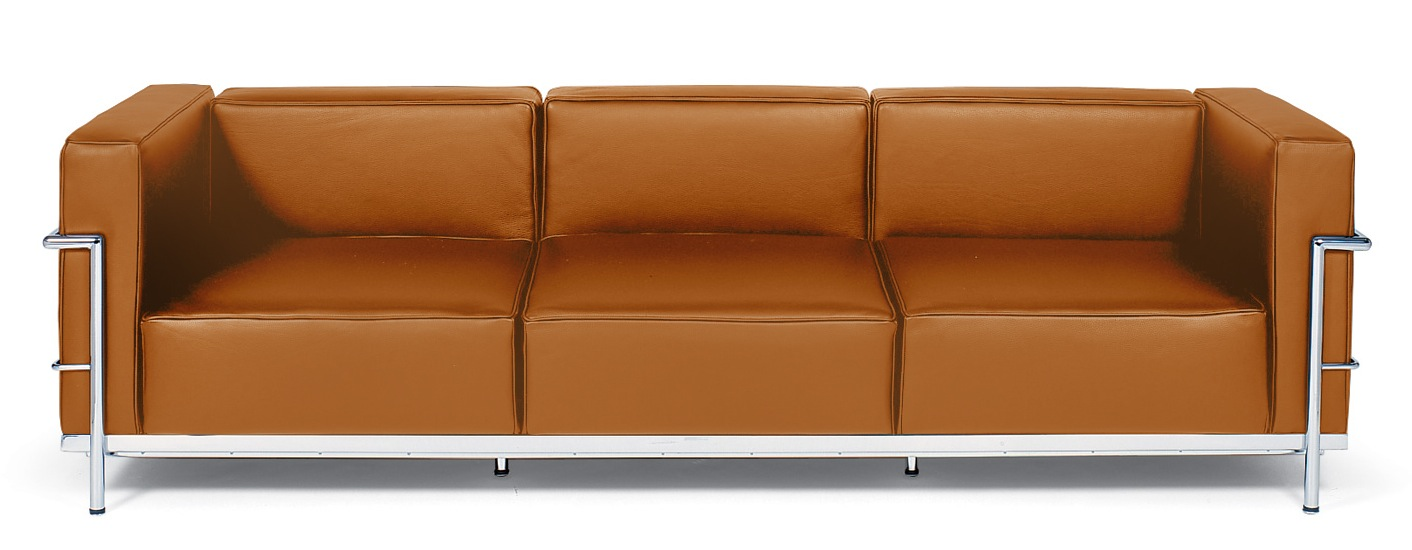 "Sofa Le Corbusier Lc3 Grande Le Corbusier Sofa 82"" - Home And Office Furniture"