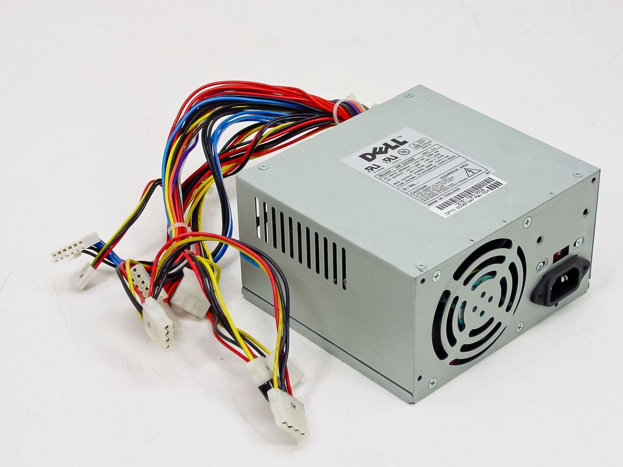 dell 24 pin power supply wiring diagram