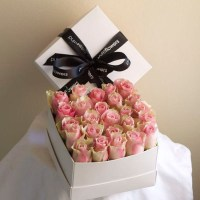 Rose Flower Box