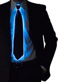Light Up Neck Tie - Neon Nightlife