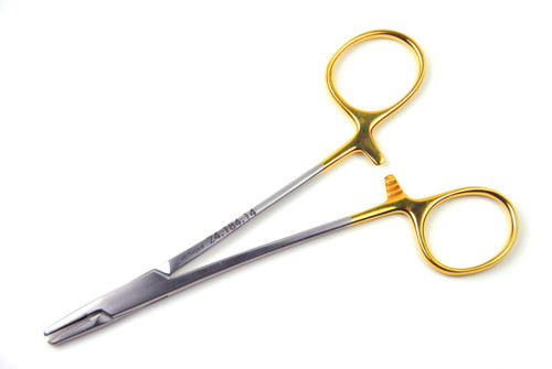 Mayo Hegar Needle Holder 55 14cm Str Tips
