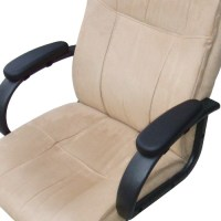 Chair Arm Pads With Hook and Loop Cinch Straps