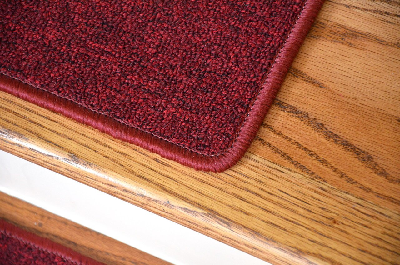 SaveEnlarge · Easy Installing Carpet Stair Treads ...