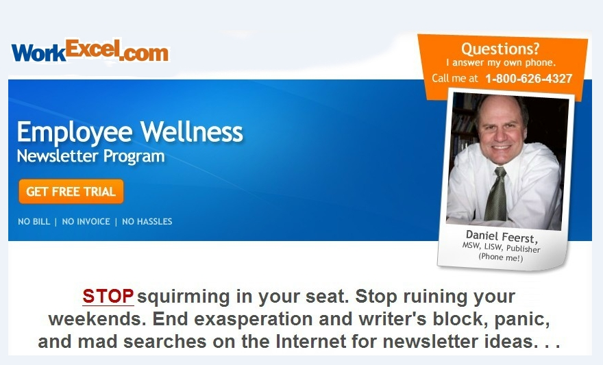 wellness newsletter template - Josemulinohouse