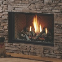 "Kingsman HB3624 DIRECT VENT GAS FIREPLACE  36"" WIDE ..."
