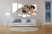 Wildlife Living Room Decor
