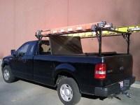 Stake Pocket Truck Tonneau Ladder, Lumber, Kayak or Canoe