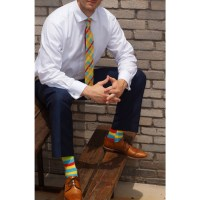 Try Matching Ties and Socks for the Fall Season! - Tie ...