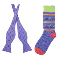 Bicycle Bow Tie Combo - Tie Your Socks