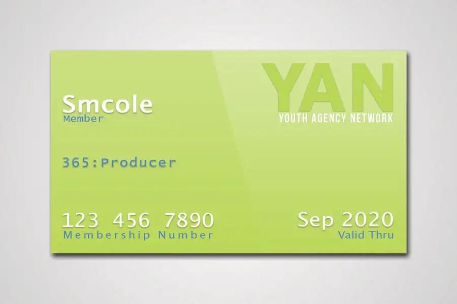 Entry #71 by sobuj350 for Membership Card Design Freelancer