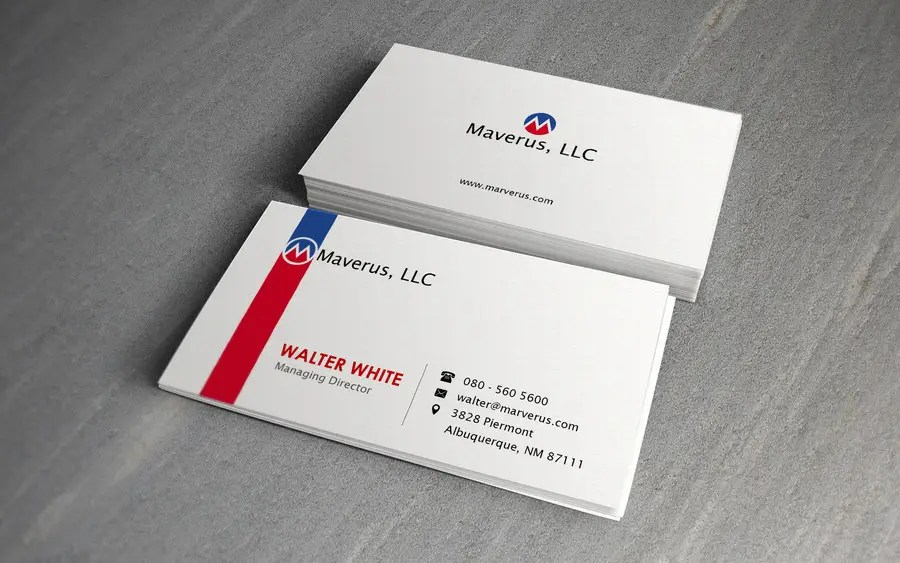 Entry #77 by Varcas for Design Professional, Personal Business Cards