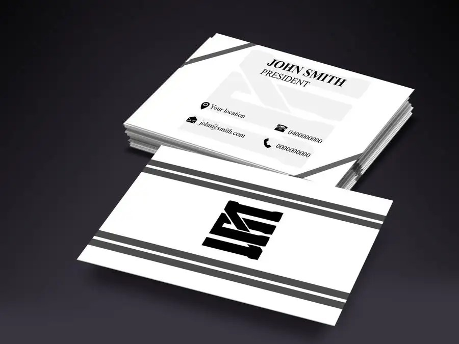 Entry #227 by nasirsylbd for Design personal business card Freelancer