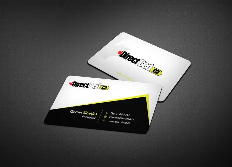 Entry #57 by paul7482 for Design a creative, beautiful Business Card