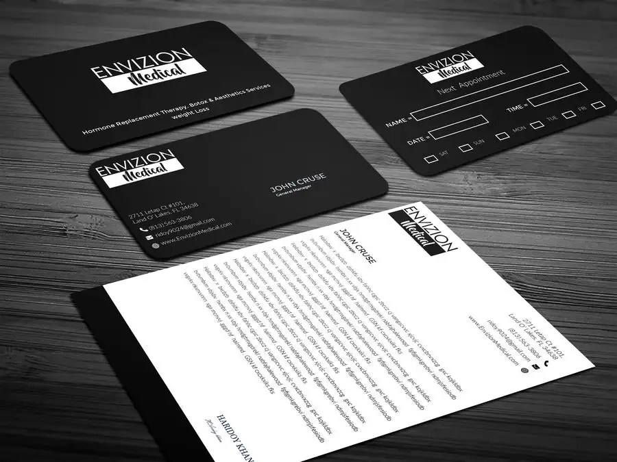 17+ Appointment Card Designs Templates In InDesign, PSD