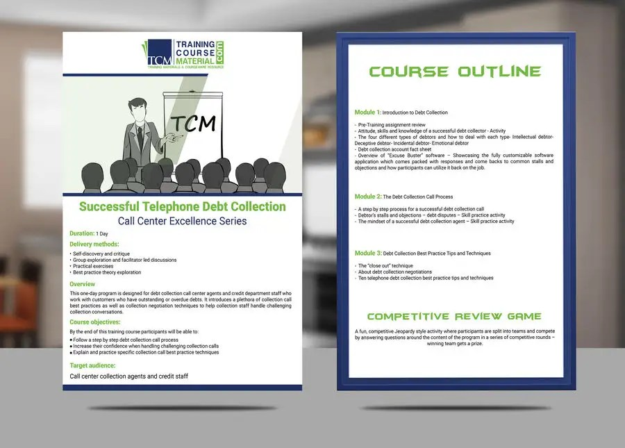 Entry #9 by raiyaan101 for Design an inspiring flyer for a training