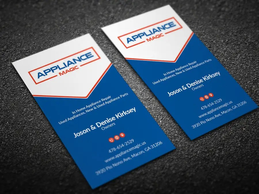 Entry #250 by Neamotullah for Business Card Layout / Design Freelancer