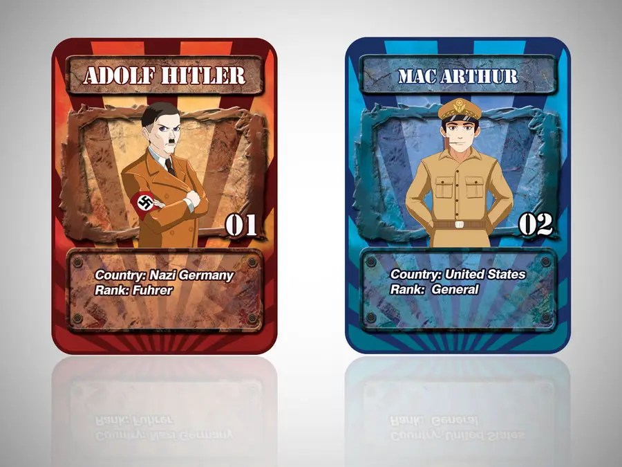 trading card game template - Boatjeremyeaton