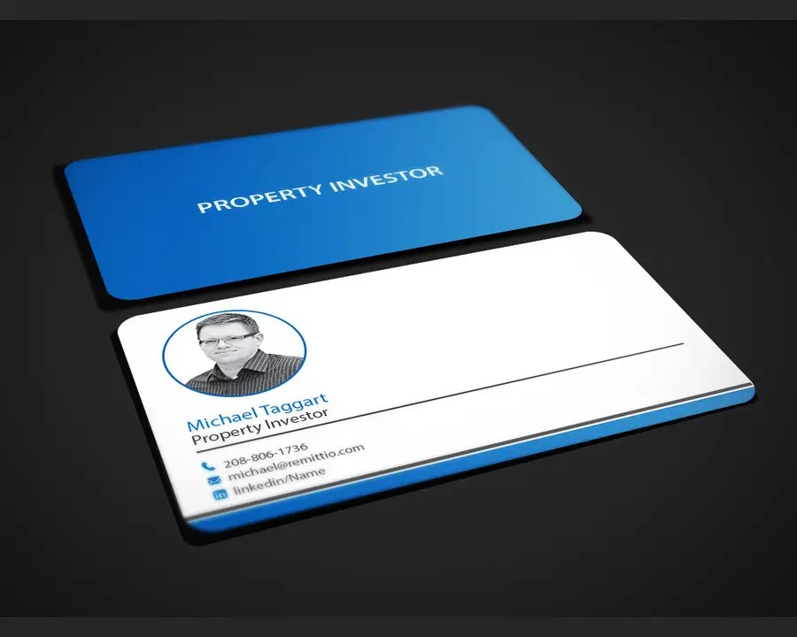 Entry #28 by dnoman20 for Personal Business Cards - design for a