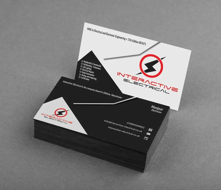 Entry #10 by samiku06 for Design a Business Card + A5 Flyer For My