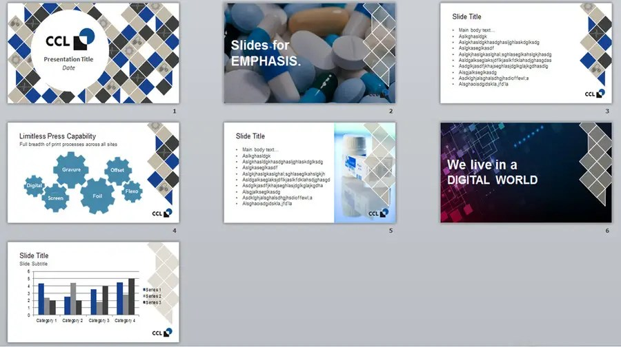 Entry #37 by DigitalGuru27 for Corporate Identity Powerpoint